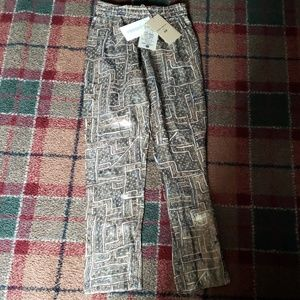 Isabel marant for H & M silkpants